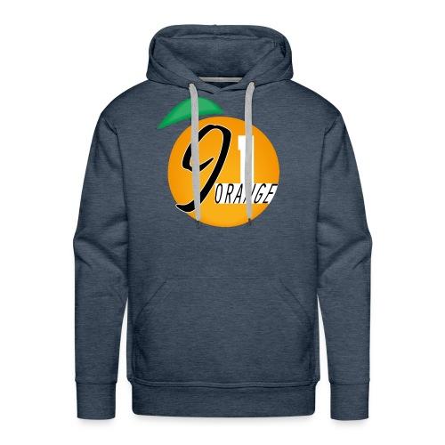 orange '91 - Men's Premium Hoodie