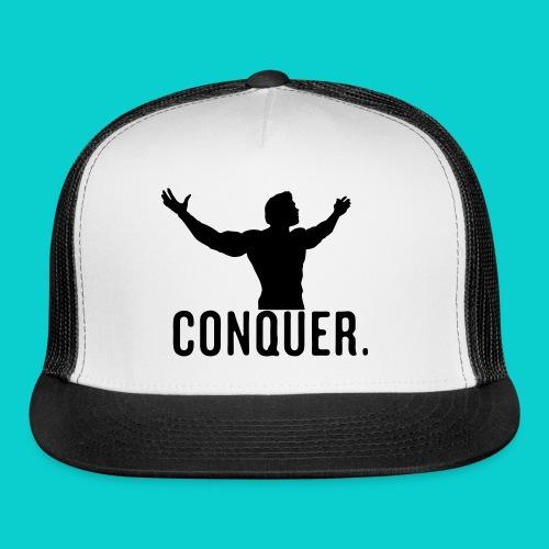 Conquer - Trucker Cap