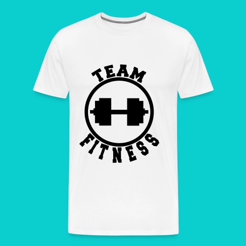 Team Fitness - Men's Premium T-Shirt