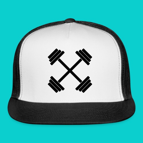 Cross Weights - Trucker Cap