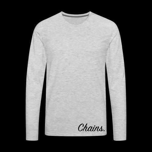 Classic Short Sleeve T  - Men's Premium Long Sleeve T-Shirt