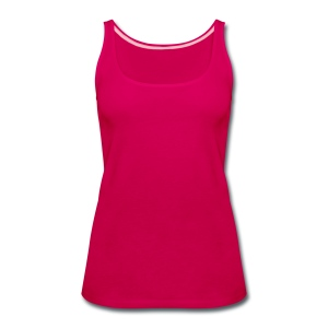 Pink Women's Shirt - Women's Premium Tank Top