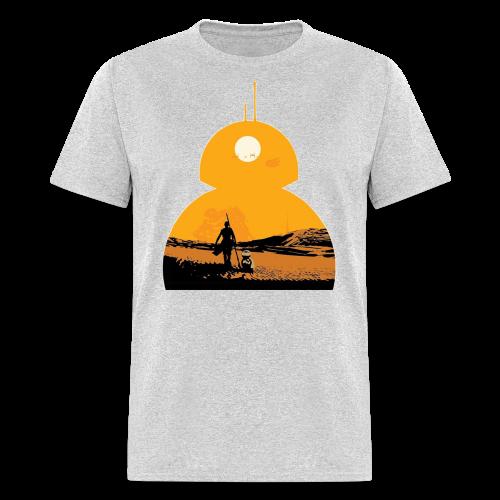 BB-8 & Rey - Men's T-Shirt