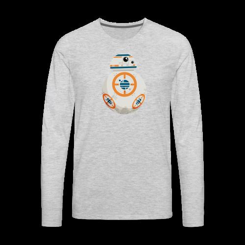BB-8 - Men's Premium Long Sleeve T-Shirt
