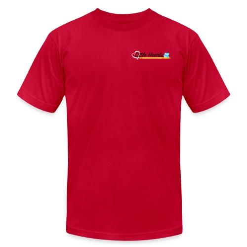 LittleHearts Tshirt - Men's Fine Jersey T-Shirt