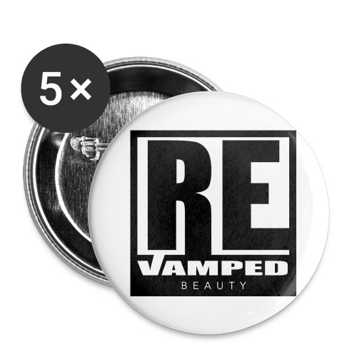 Revamped Travel Mug - Buttons small 1'' (5-pack)