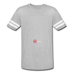 DCXFitness watter bottle silver - Vintage Sport T-Shirt