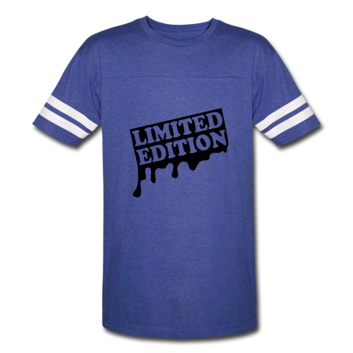 Royal Blue Limited Edition T-shirt - Vintage Sport T-Shirt