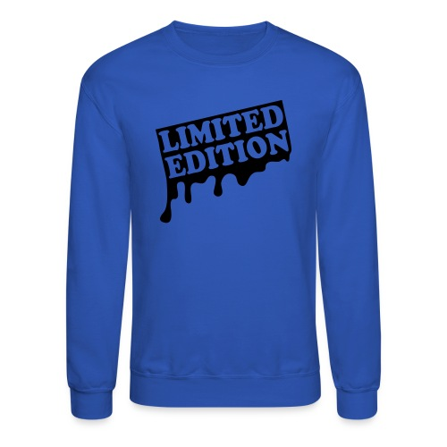 Royal Blue Limited Edition T-shirt - Crewneck Sweatshirt