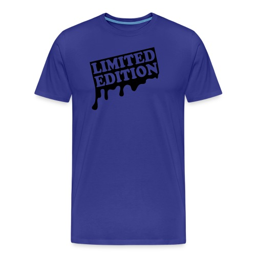 Royal Blue Limited Edition T-shirt - Men's Premium T-Shirt