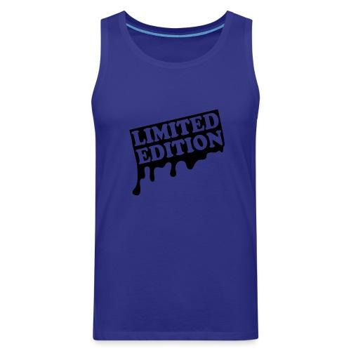 Royal Blue Limited Edition T-shirt - Men's Premium Tank