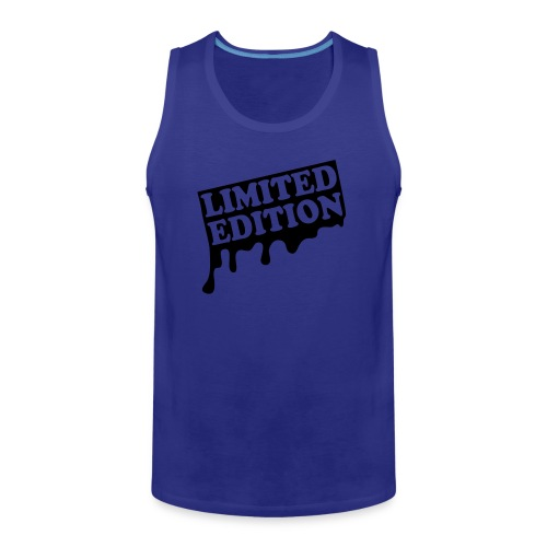 Royal Blue Limited Edition T-shirt - Men's Premium Tank
