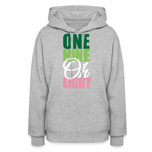 One Nine Oh Eight - Women's Hoodie