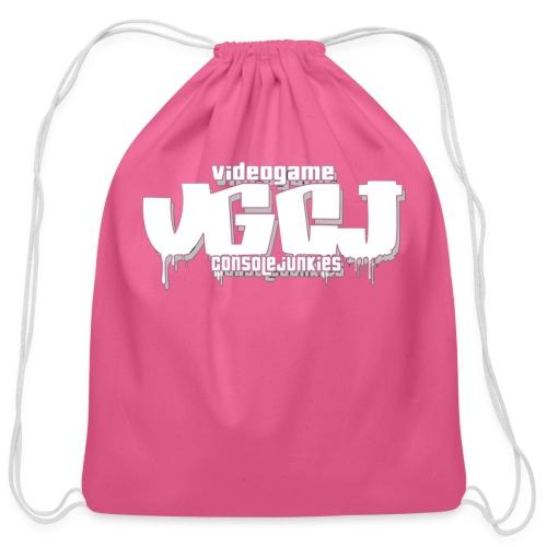 VGCJ Women's Pullover Hoodie - Cotton Drawstring Bag