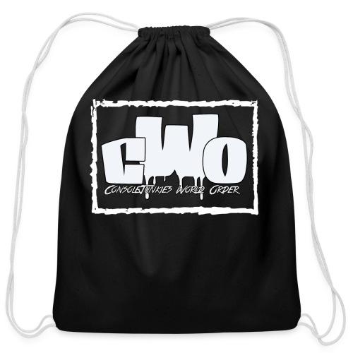 cWo Women's Pullover Hoodie - Cotton Drawstring Bag