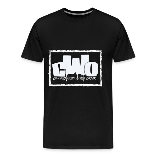 cWo Women's Pullover Hoodie - Men's Premium T-Shirt