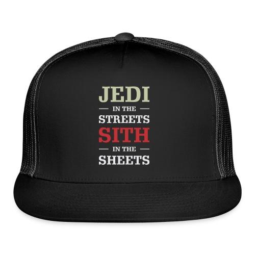 Jedi In The Streets - Trucker Cap