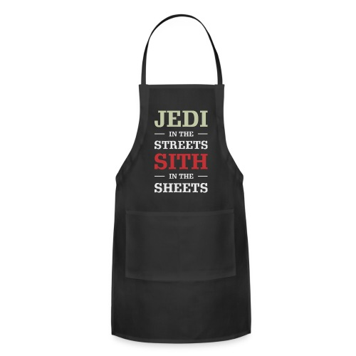 Jedi In The Streets - Adjustable Apron