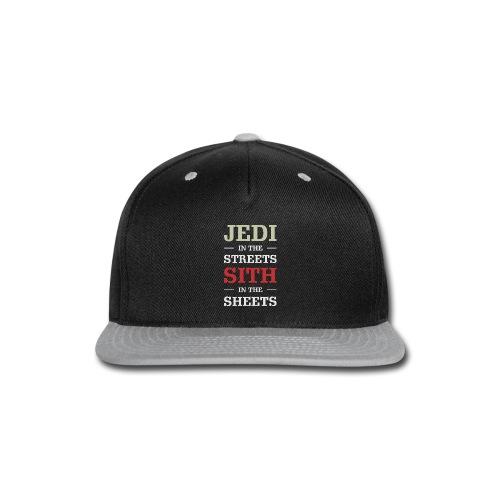 Jedi In The Streets - Snap-back Baseball Cap