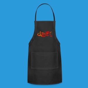 Women's design from hell T-shirt - Adjustable Apron