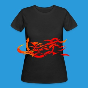 Women's design from hell T-shirt - Women's 50/50 T-Shirt