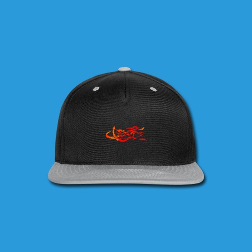 Women's design from hell T-shirt - Snap-back Baseball Cap