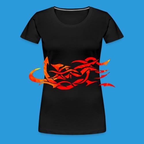 Women's design from hell T-shirt - Women's Premium T-Shirt