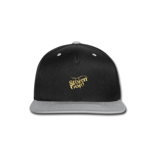Women's tank top: SG slant logo name - Snap-back Baseball Cap