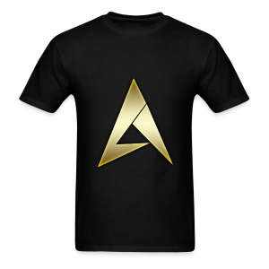 The A Shirt - Men's T-Shirt