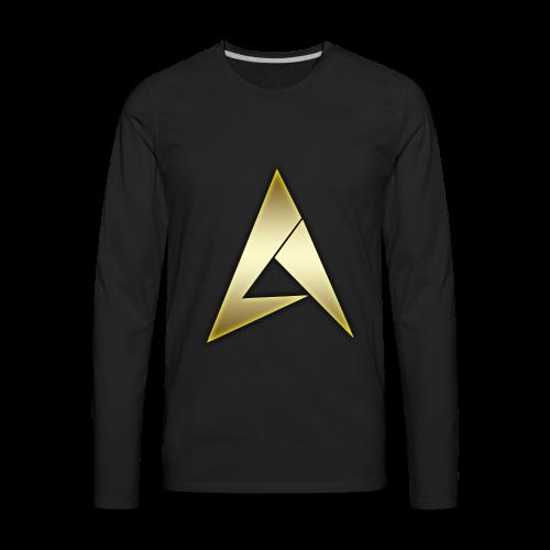 The A Shirt - Men's Premium Long Sleeve T-Shirt