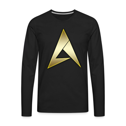 The A Shirt - Men's Premium Long Sleeve T-Shirt