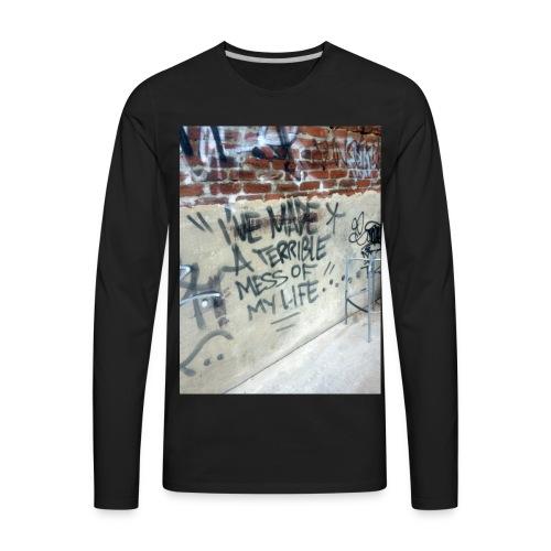 BIG MESS - Men's Premium Long Sleeve T-Shirt