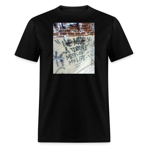 SMALL MESS - Men's T-Shirt