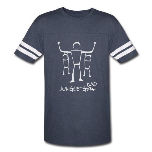 Jungle Dad - Vintage Sport T-Shirt