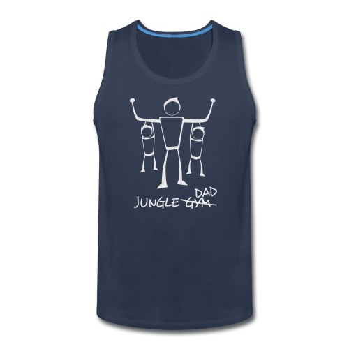 Jungle Dad - Men's Premium Tank