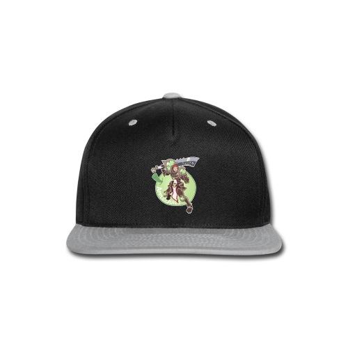 Applez Goodie - Snap-back Baseball Cap