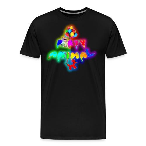 Party Animal - Men's Premium T-Shirt