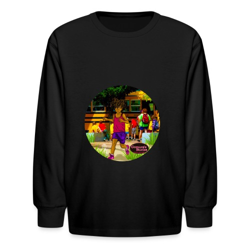 KIDS EASY TWIST TEE SHIRT  - Kids' Long Sleeve T-Shirt