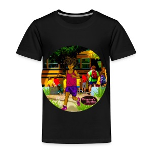 KIDS EASY TWIST TEE SHIRT  - Toddler Premium T-Shirt