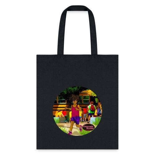 KIDS EASY TWIST TEE SHIRT  - Tote Bag