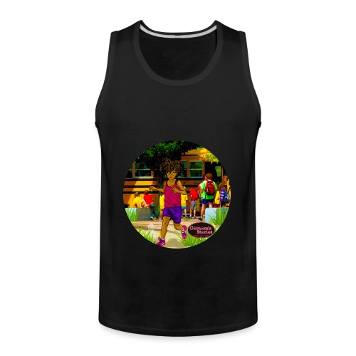 KIDS EASY TWIST TEE SHIRT  - Men's Premium Tank