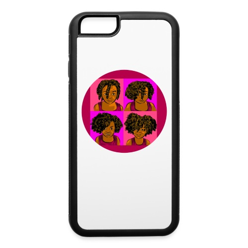 KIDS 4 STAGES OF EASY TWIST - iPhone 6/6s Rubber Case