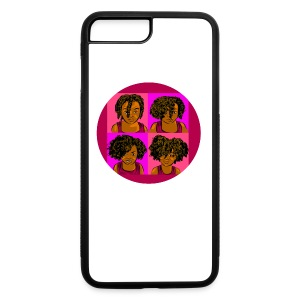 KIDS 4 STAGES OF EASY TWIST - iPhone 7 Plus/8 Plus Rubber Case