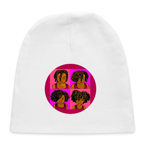KIDS 4 STAGES OF EASY TWIST - Baby Cap