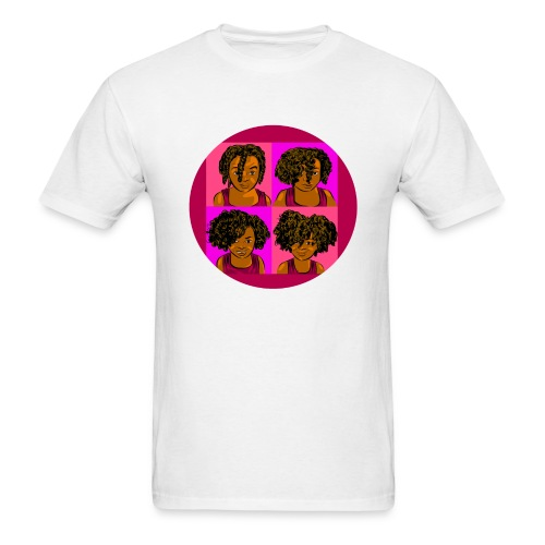 KIDS 4 STAGES OF EASY TWIST - Men's T-Shirt