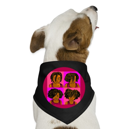 KIDS 4 STAGES OF EASY TWIST - Dog Bandana