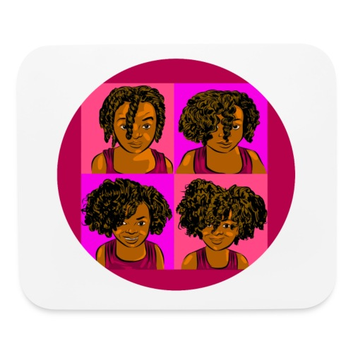 KIDS 4 STAGES OF EASY TWIST - Mouse pad Horizontal