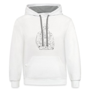 January 28th / T-Shirt - Contrast Hoodie