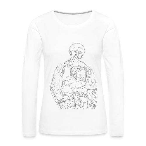 January 28th / T-Shirt - Women's Premium Long Sleeve T-Shirt