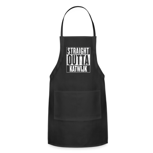 Straight Outta Katwijk - Adjustable Apron